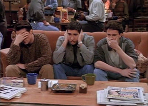 In Case You Missed It: Friends (Season 1) Reviews