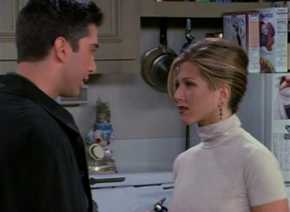 Second Look: Friends 'The One Where Ross Finds Out/The One with the List' – I Felt It On My Hip