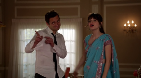 Season finale review: New Girl 'Elaine's Big Day (Part 2)' – Hear Him Out